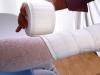 Die Anleitung zur lymphologischen Kompressionsbandagierung am Arm