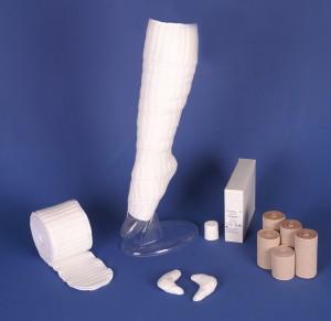 BandageAid Bein klein